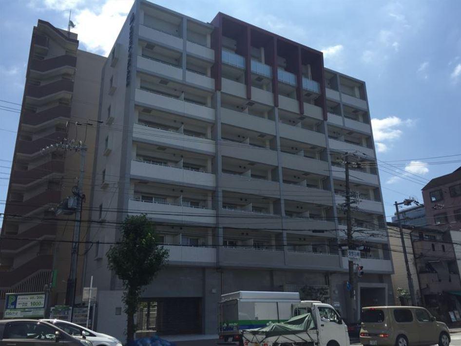セイワパレス大阪城北